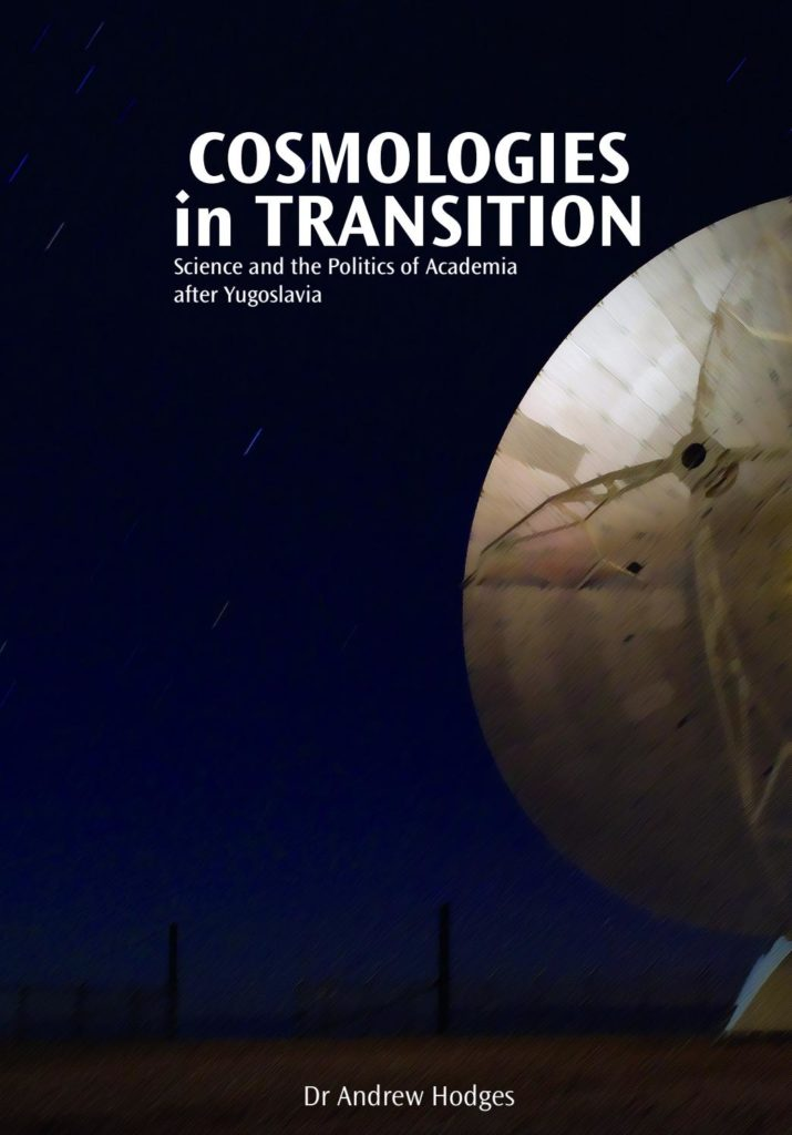 Book Cover: Cosmologies in Transition